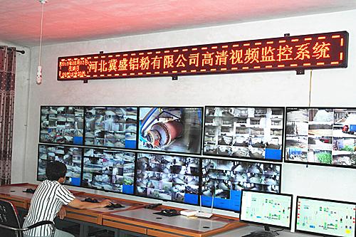 冀盛公司高清监控系统